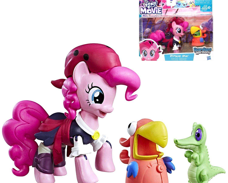 new my little pony the movie pinkie pie pirate pony play set