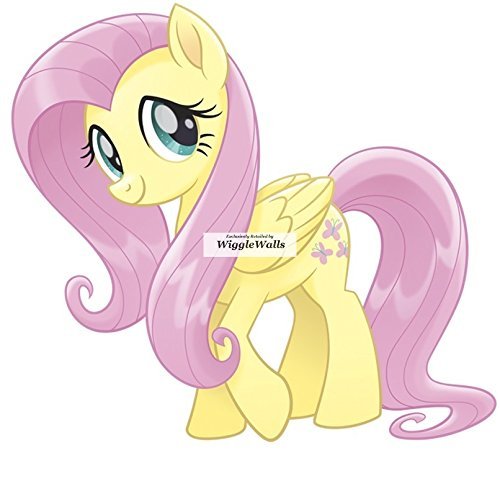 MLP TM Fluttershy Wall Decal Sticker  sc 1 st  My Little Pony Movie Toys : wall decals my little pony - www.pureclipart.com
