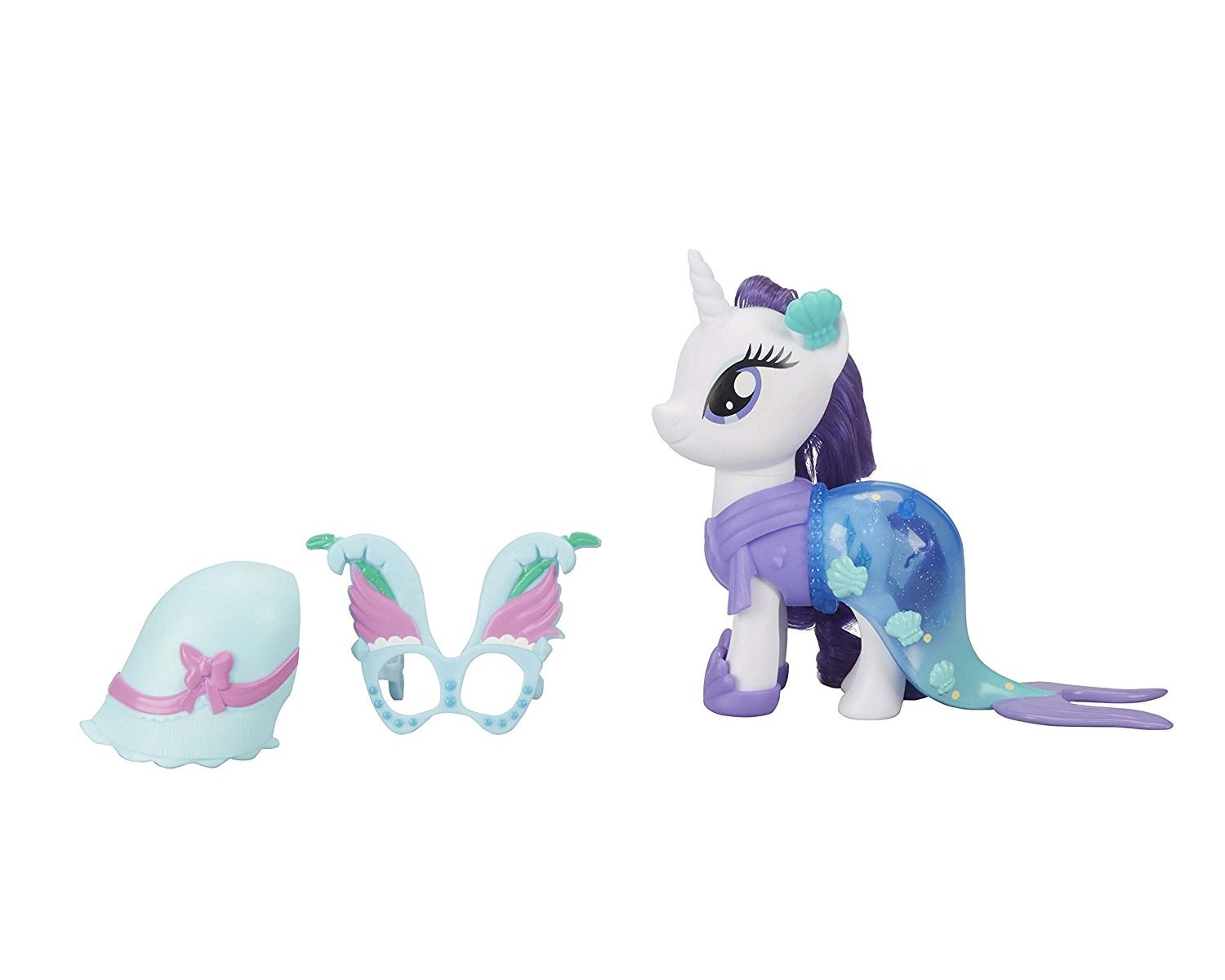 New My Little Pony The Movie Snap On Fashion Rarity