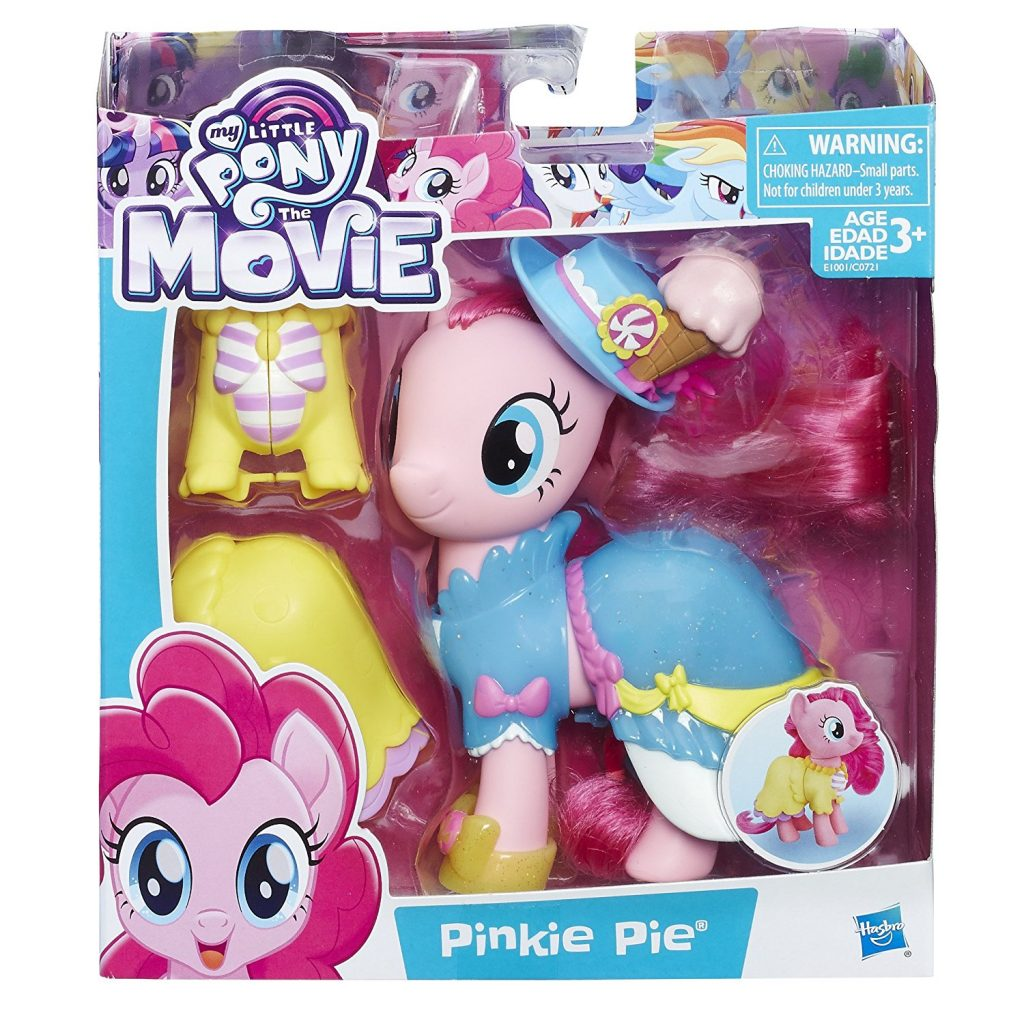 New My Little Pony The Movie Snap On Fashion Pinkie Pie