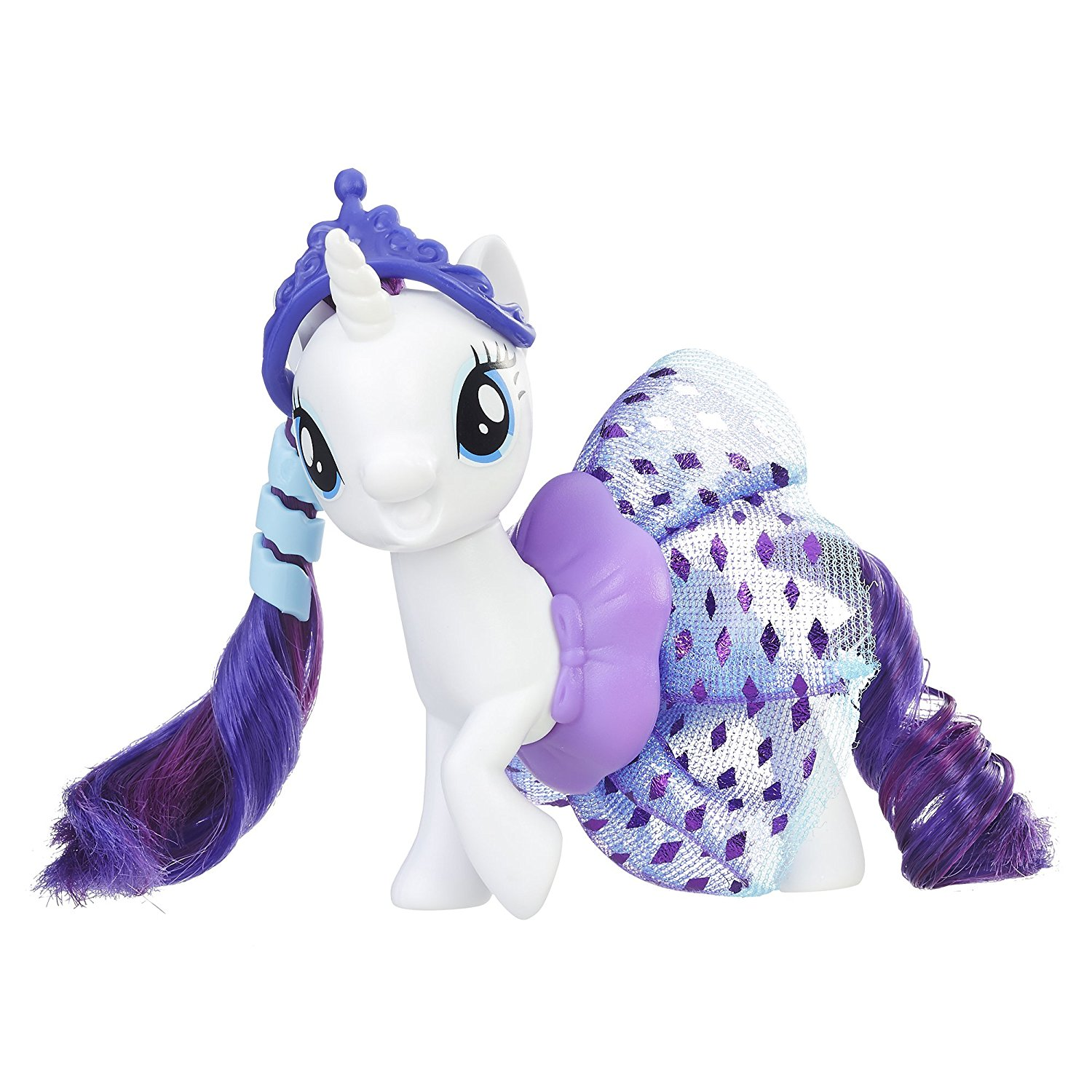 New My Little Pony The Movie Rarity Fashion Doll