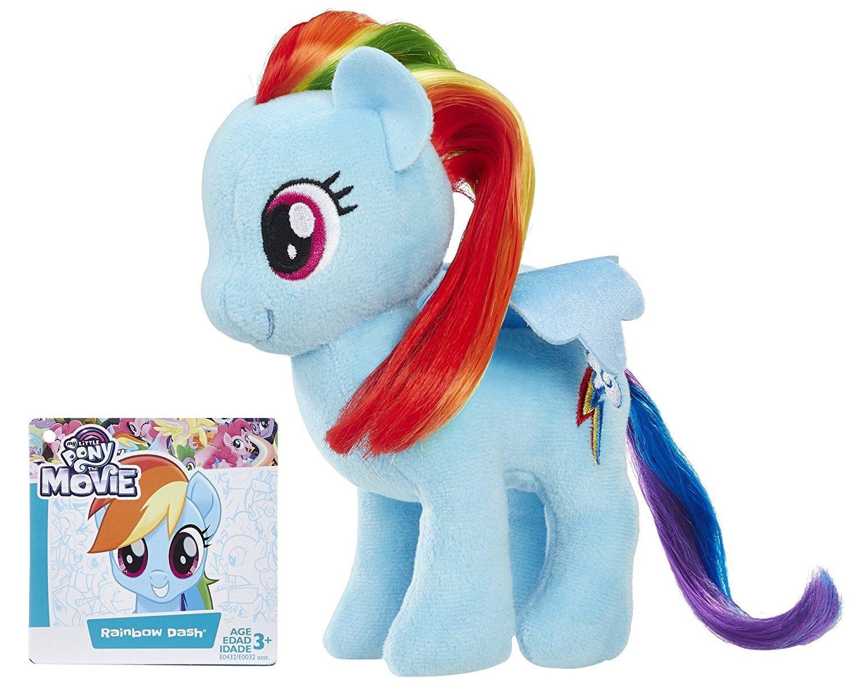 Как сделать плюшку пони