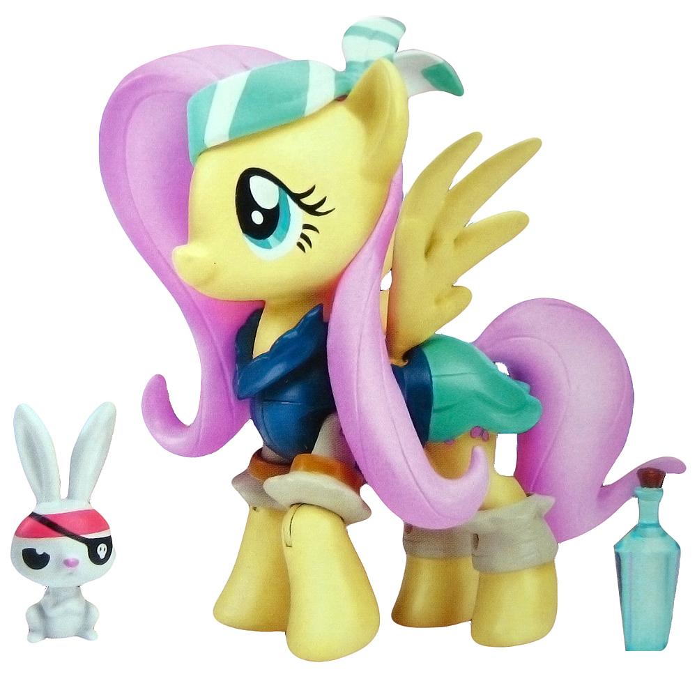 new my little pony the movie fluttershy pirate pony play set