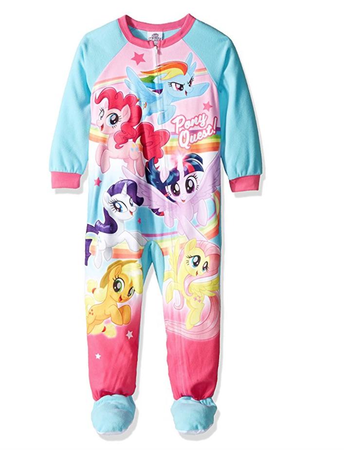 New Quot My Little Pony The Movie Quot Pajama Blanket Sleeper
