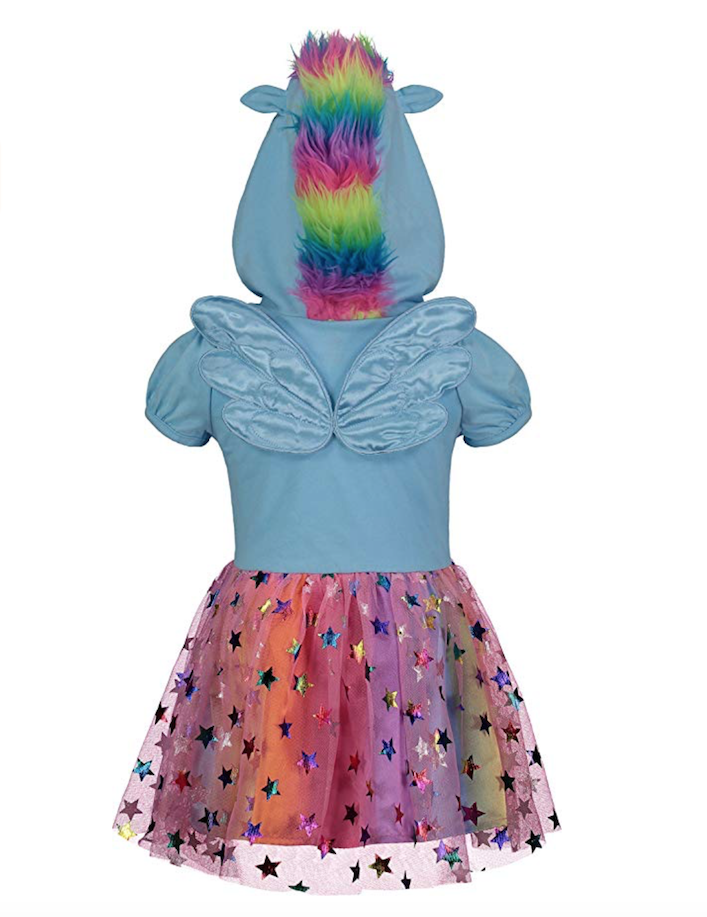 New u201cMy Little Pony The Movieu201d Rainbow Dash Toddler Dress Costume available on Amazon.com  sc 1 st  My Little Pony Movie Toys & New