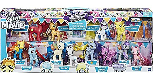 MLP TM 12 Figure Set