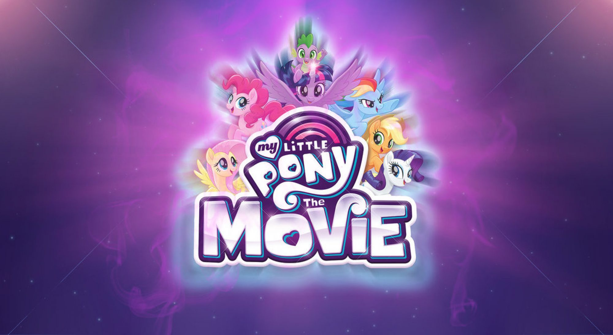New My Little Pony The Movie Adventures Wall Decal Sticker