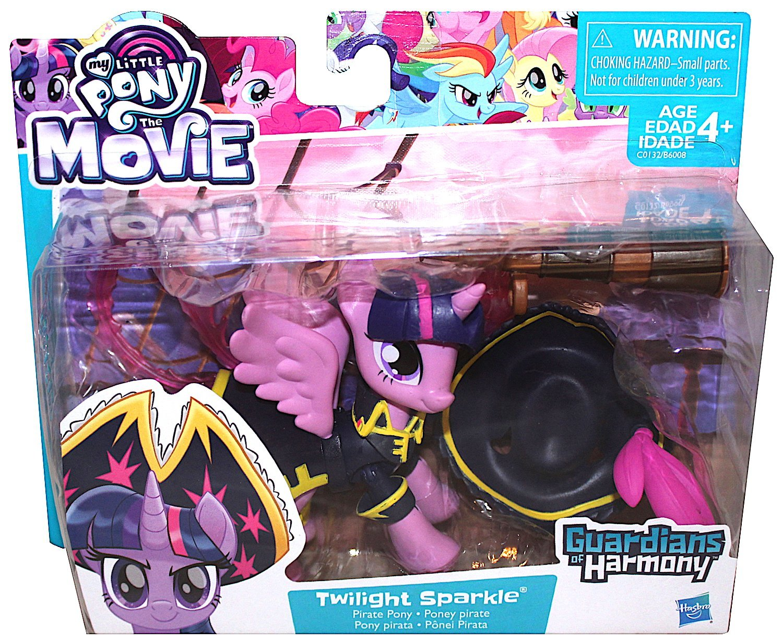 MLP: TM Twilight Sparkle Pirate Pony Set 1