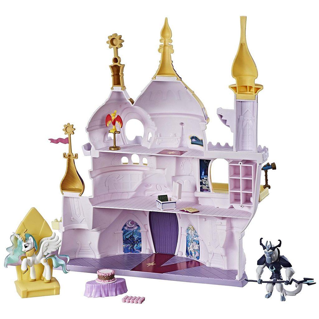 MLP: TM Canterlot Castle Play Set 3