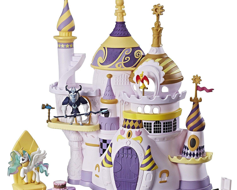 MLP: TM Canterlot Castle Play Set 2