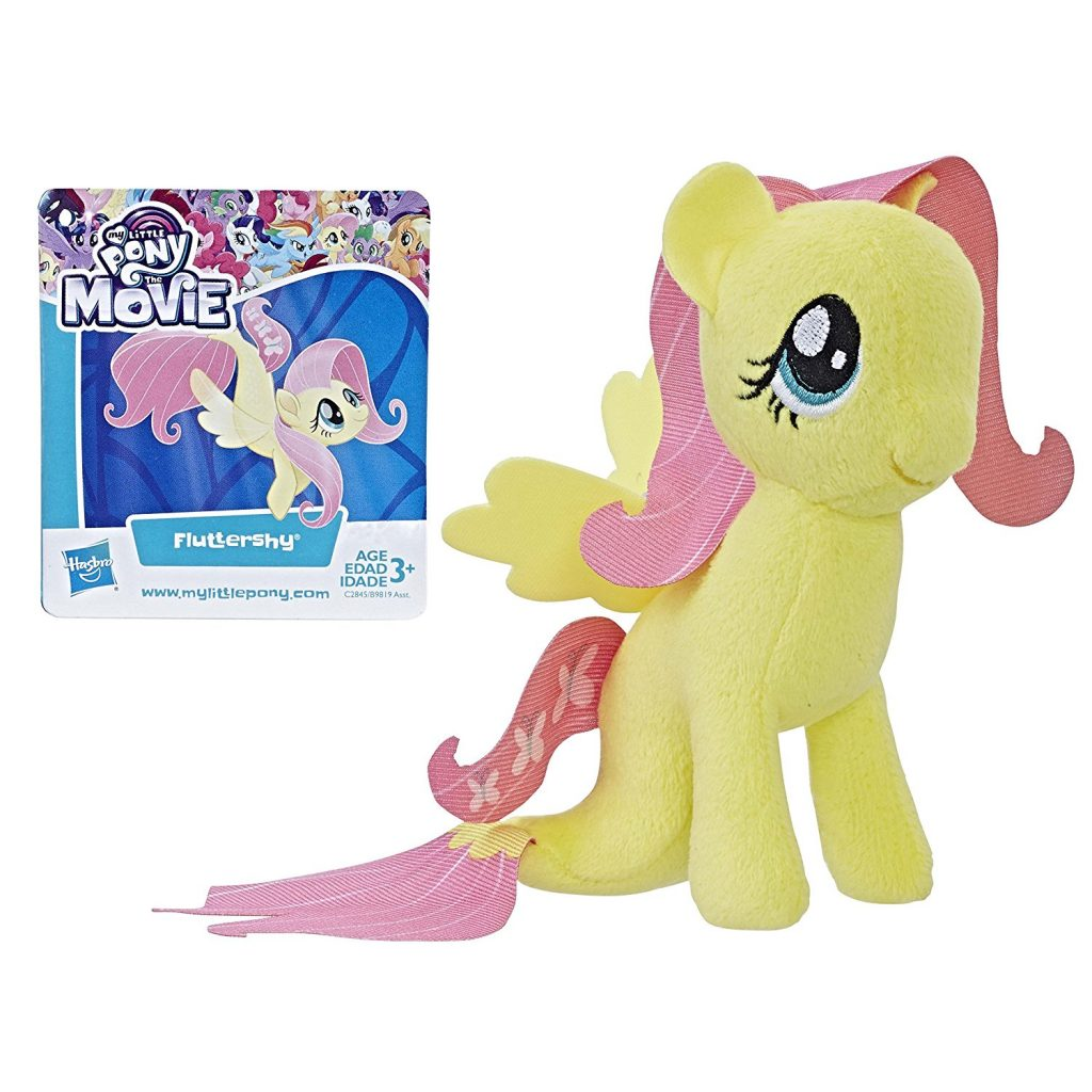 MLP: TM Fluttershy Sea-Pony Plush Toy