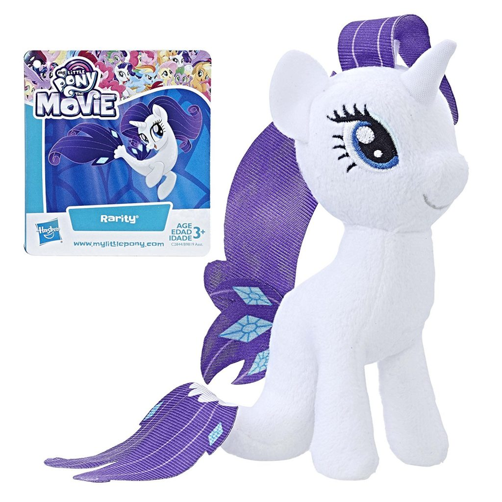 MLP: TM Rarity Sea-Pony Plush Toy