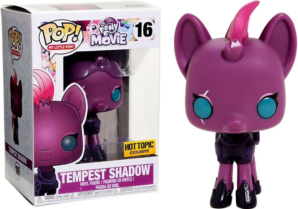 MLP: TM FP Tempest Shadow BH Toy