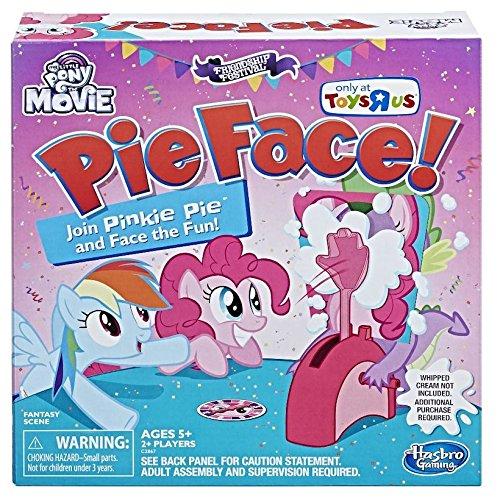 MLP: TM Pie Face Game