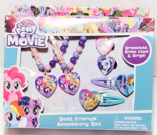 My little Pony Accessory set