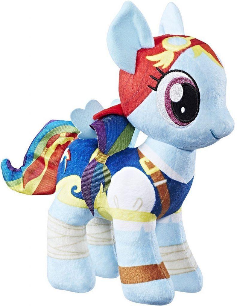 MLP: TM Rainbow Dash Pirate Pony Plush Toy