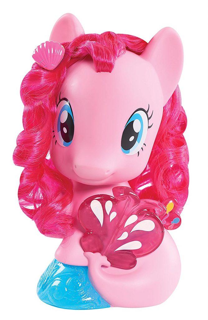 MLP: TM Pinkie Pie Magic Sea-pony styling head set 2