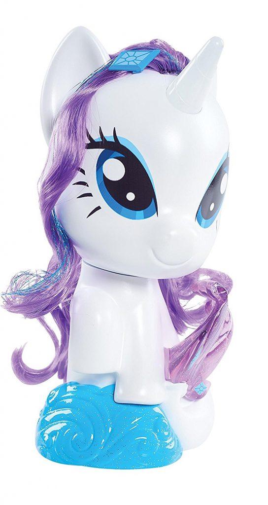 MLP: TM Rarity magic sea-pony styling head set 2