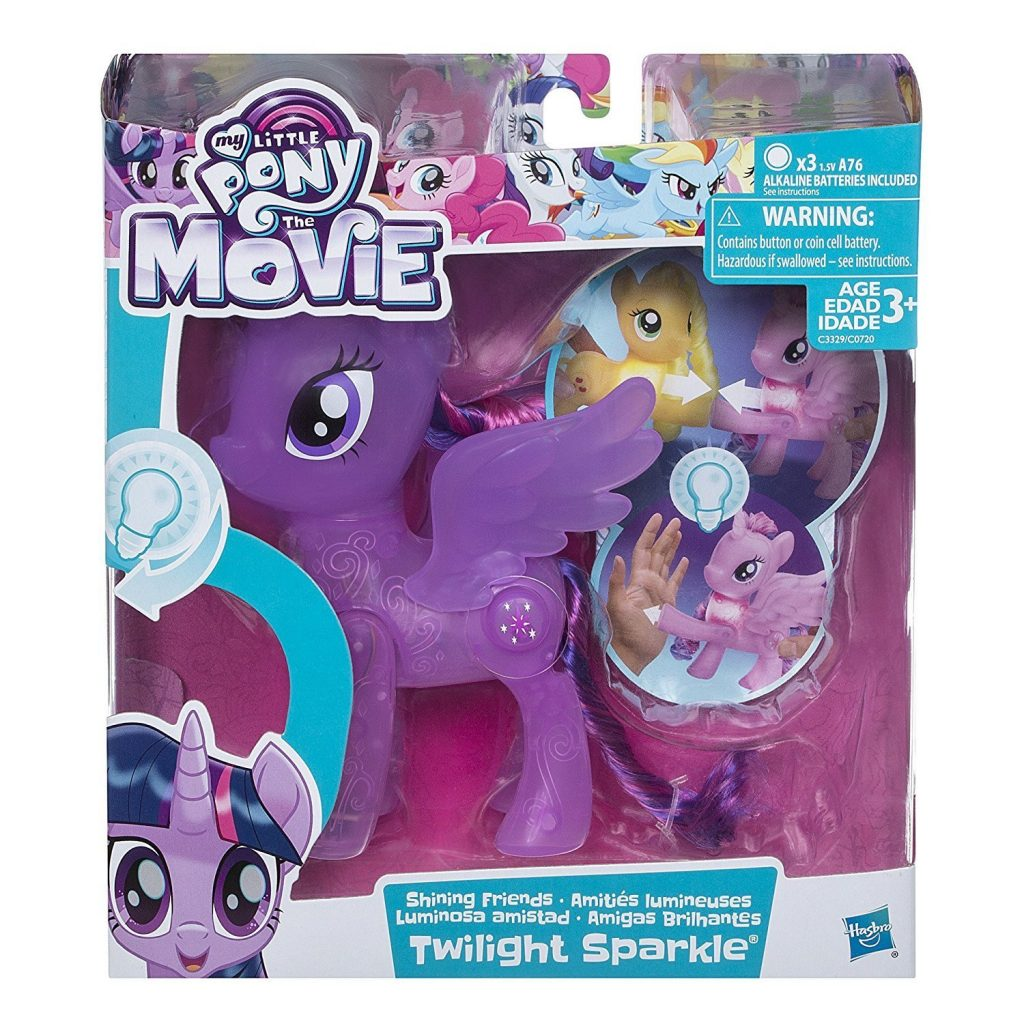 MLP: TM Twilight Sparkle Shining Friends Light Up figure