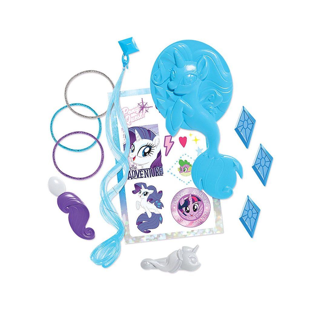 MLP: TM Rarity magic sea-pony styling head set 3