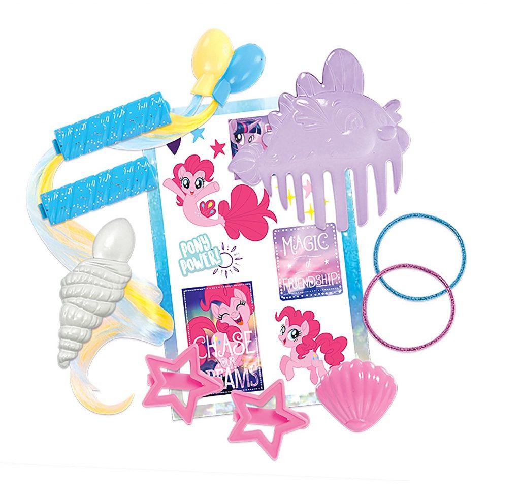 MLP: TM Pinkie Pie Magic Sea-pony styling head set 3