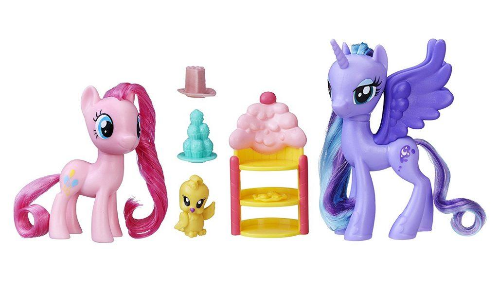 MLP: TM Princess Luna & Pinkie Pie Sweet Celebration Set 2