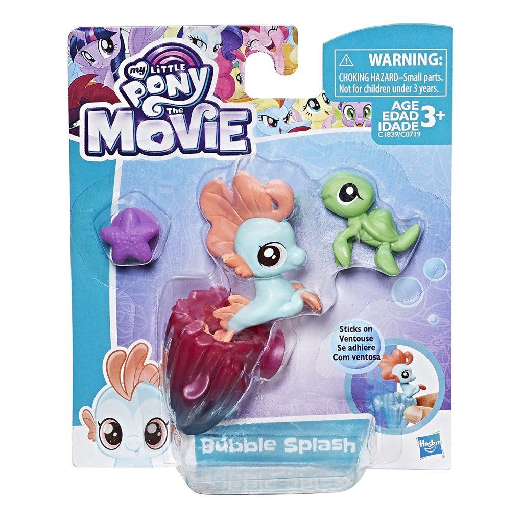 MLP: TM Baby Sea Pony Bubble Splash Figure Set 1