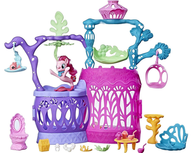 MLP: TM Pinkie Pie's Seashell Lagoon play set 2