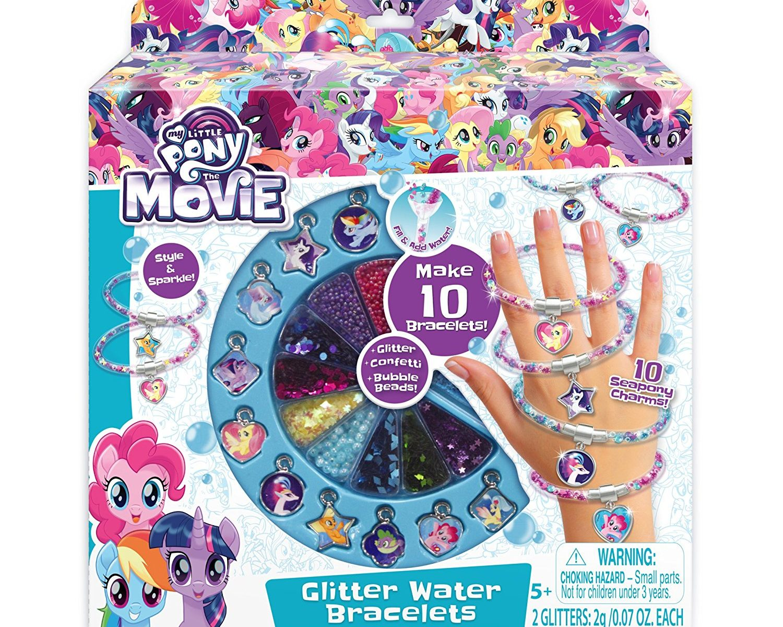 MLP: TM Glitter Bracelet Kit 1