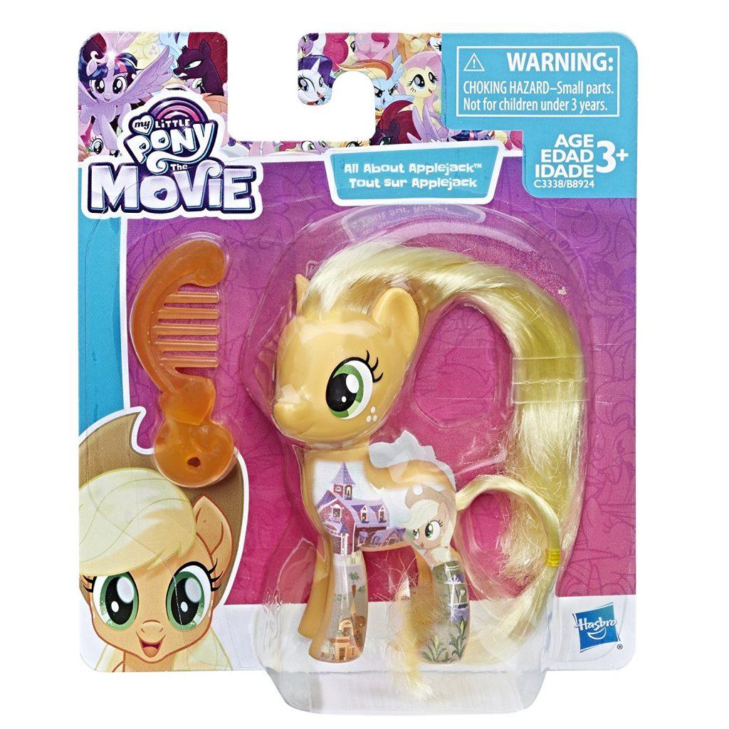 MLP: TM AA Applejack Doll 1