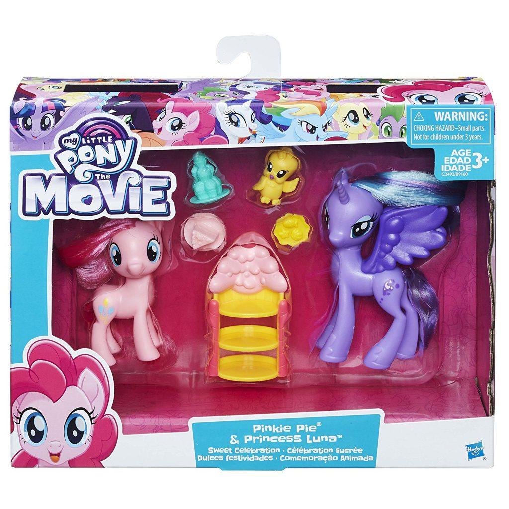 MLP: TM Princess Luna & Pinkie Pie Sweet Celebration Set 1