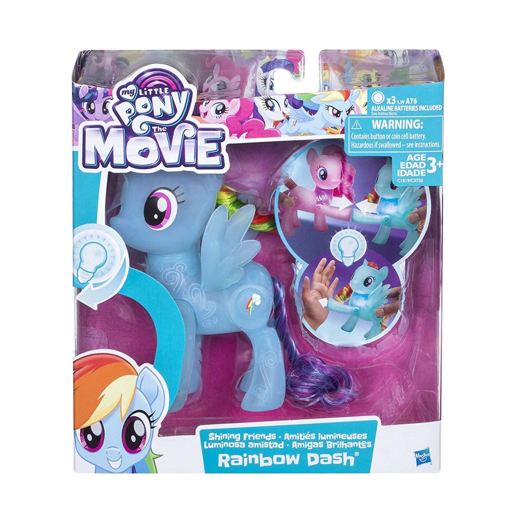 MLP: TM Rainbow Dash SF LU Figure 1