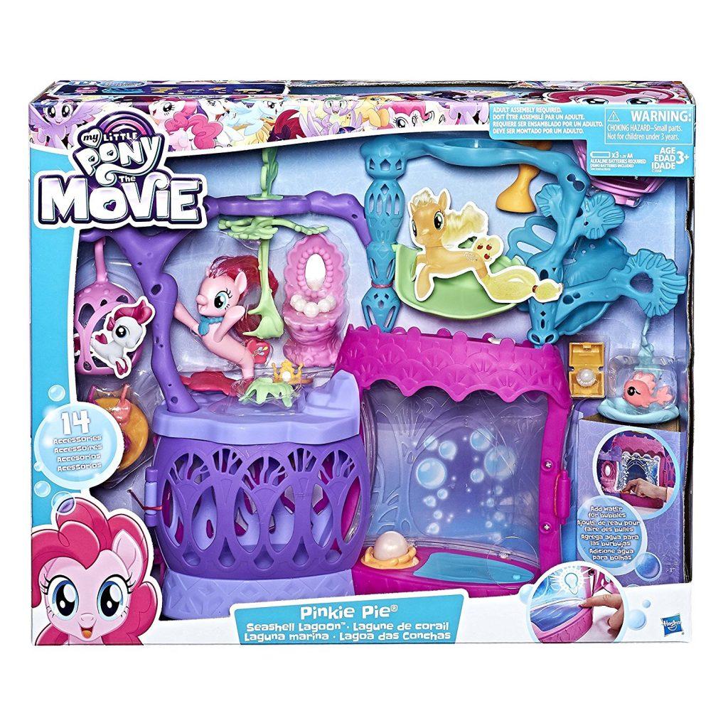 MLP: TM Pinkie Pie's Seashell Lagoon play set 1