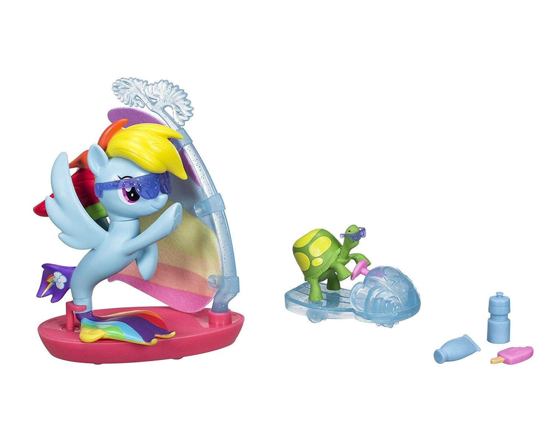 MLP: TM Rainbow Dash Undersea Sports Set 2