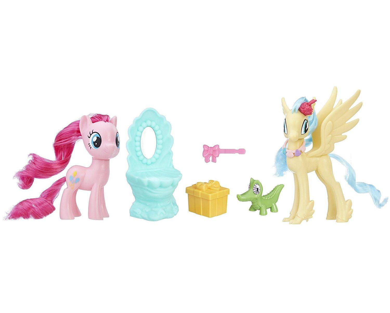 MLP: TM Pinkie Pie & Princess Skystar Party Friends Figure Set 2