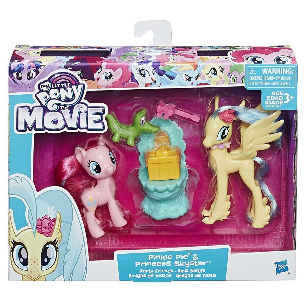MLP: TM Pinkie Pie & Princess Skystar Party Friends Figure Set 1