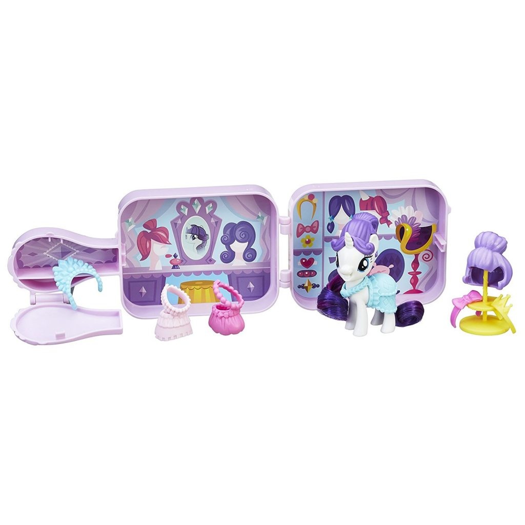 MLP: TM Rarity Mirror Boutique Set 2