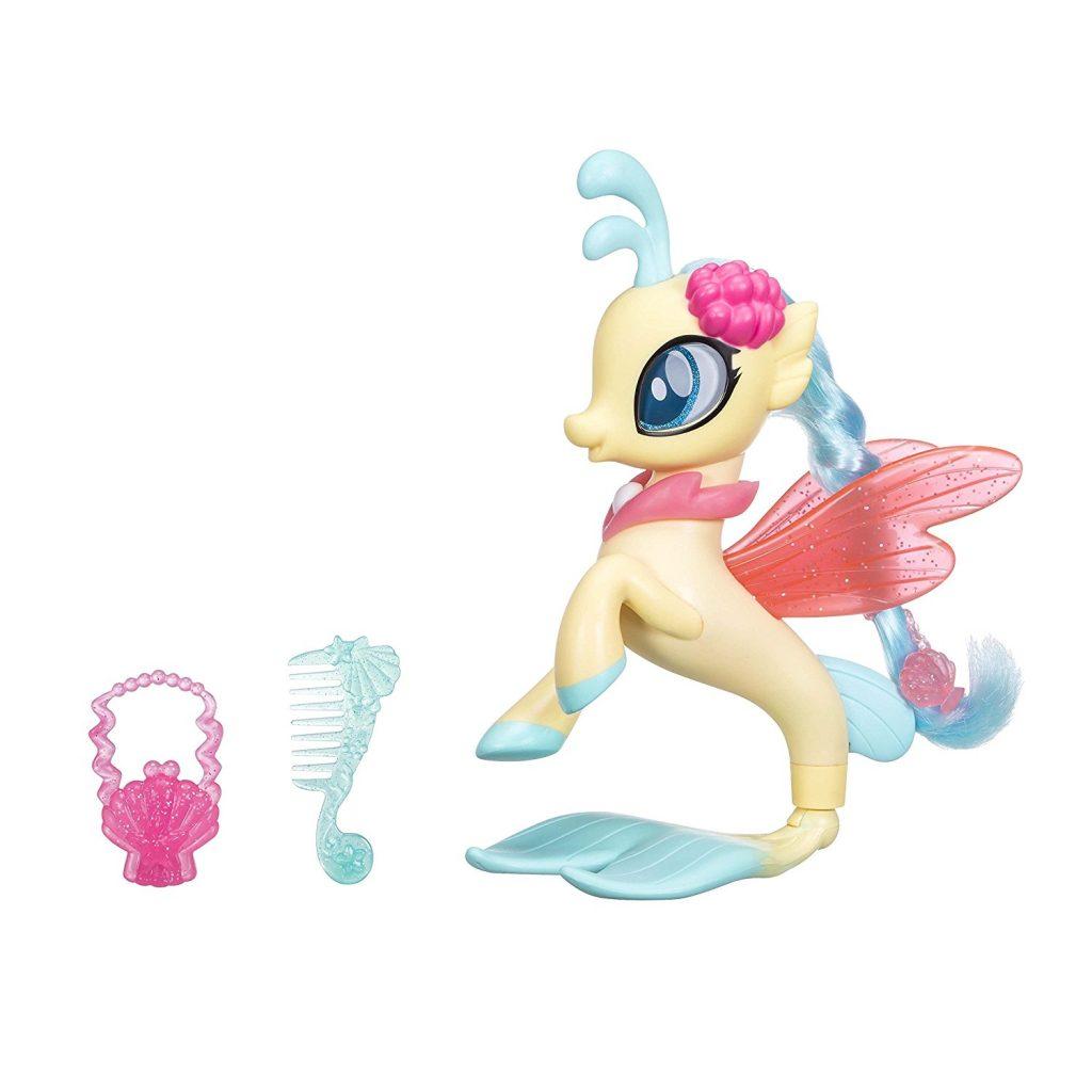MLP: TM Glitter & Style Princess Skystar Sea Pony Figure Set 2