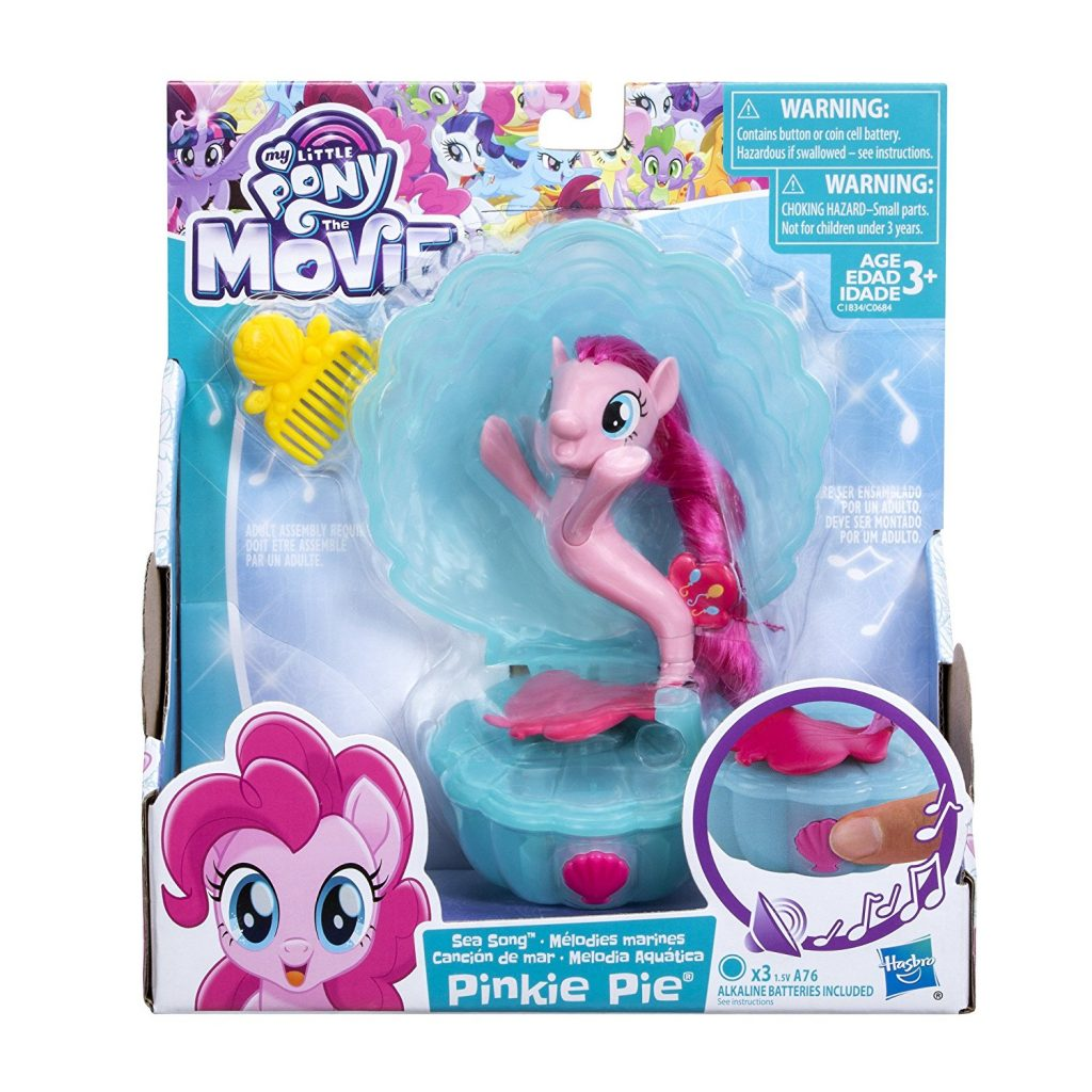 MLP: TM Pinkie Pie Sea Song Set 1