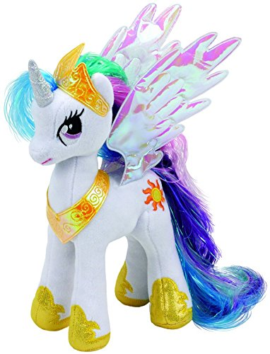 MLP: TM Princess Celestia Soft Plush Toy