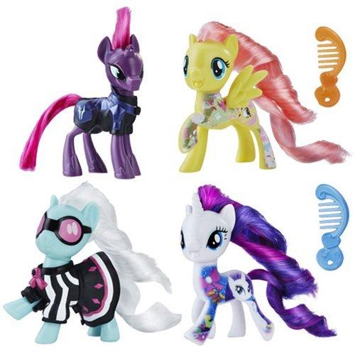 MLP: TM AA Character Dolls Set