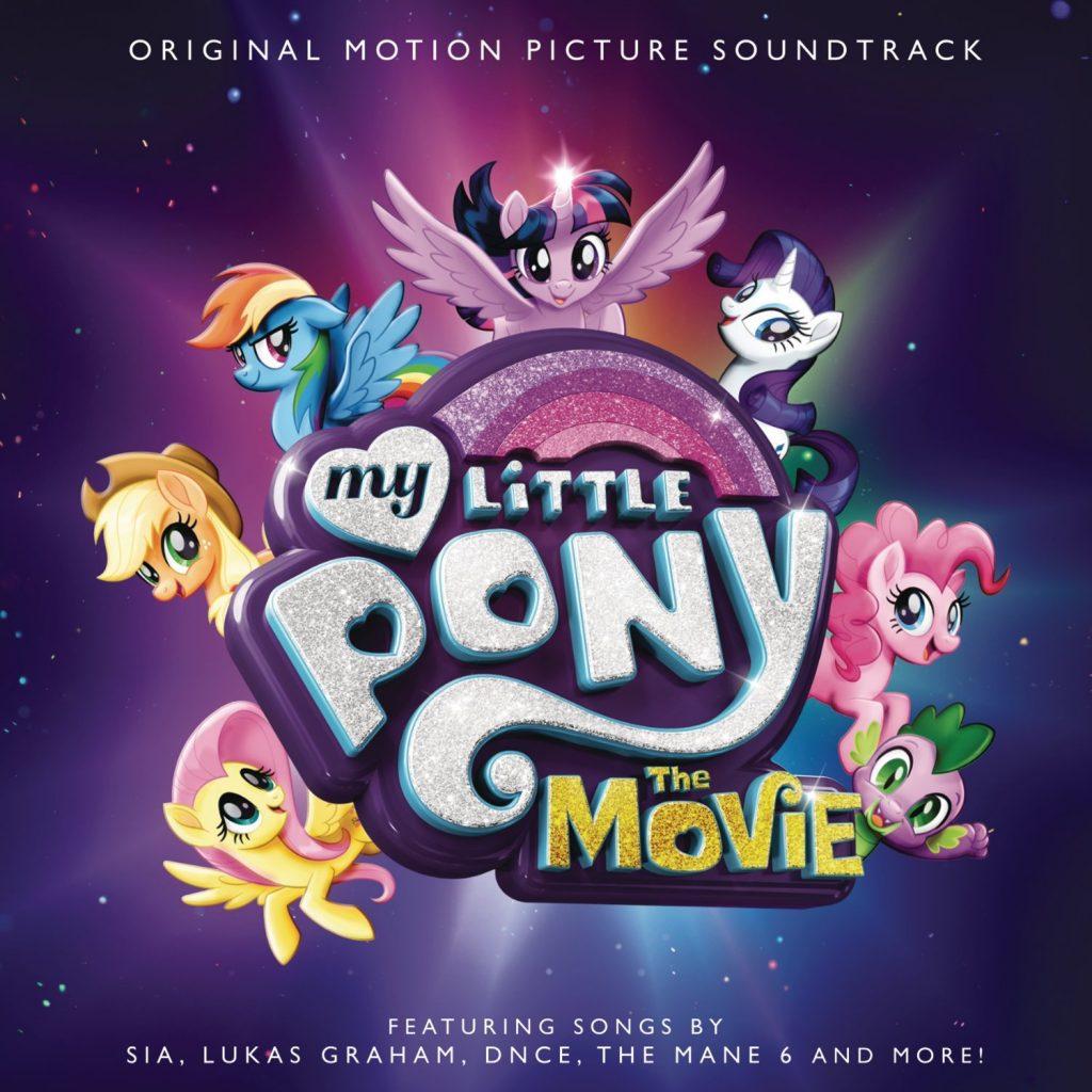 MLP: TM Soundtrack CD 1
