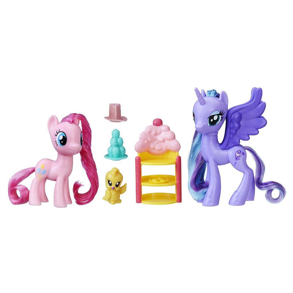 MLP: TM Luna & Pinkie Pie Sweet Celebration Figure Set 2