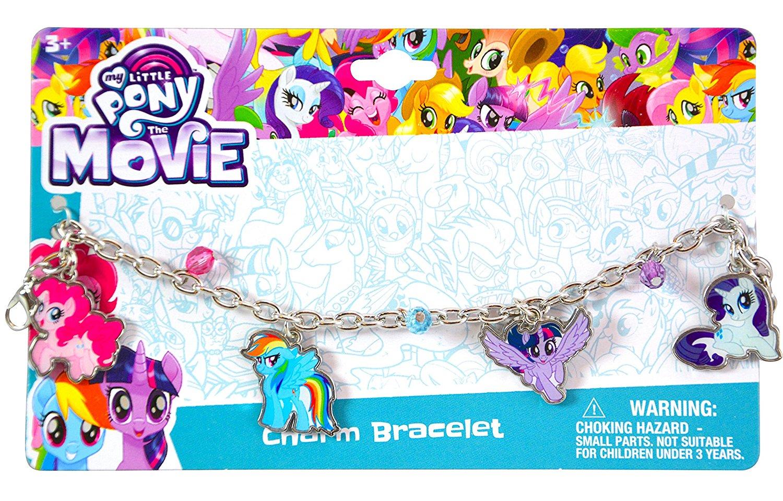Mlp Tm Charm Bracelet