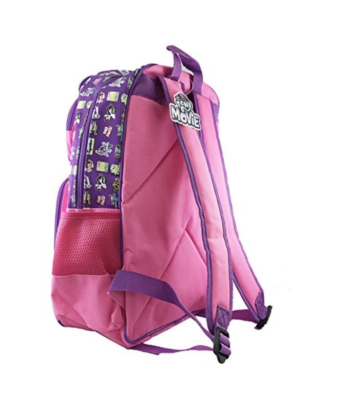 MLP: TM Let's Go Everywhere Together Backpack 2