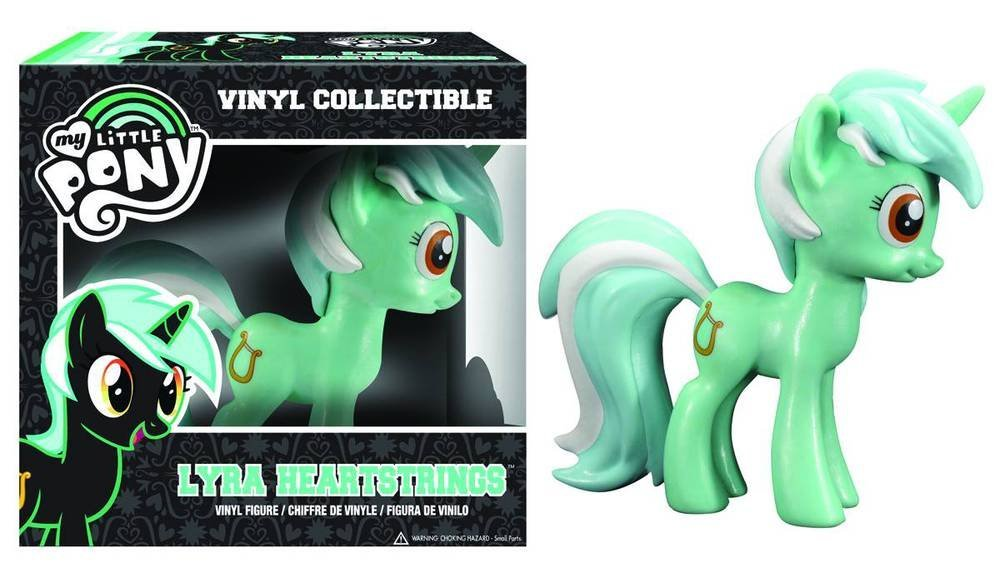 MLP: TM Lyra Heartstrings Vinyl Figure