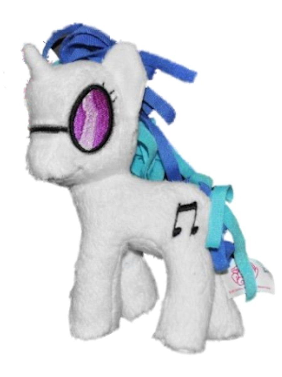 MLP: TM DJ-Pon 3 Plush Toy