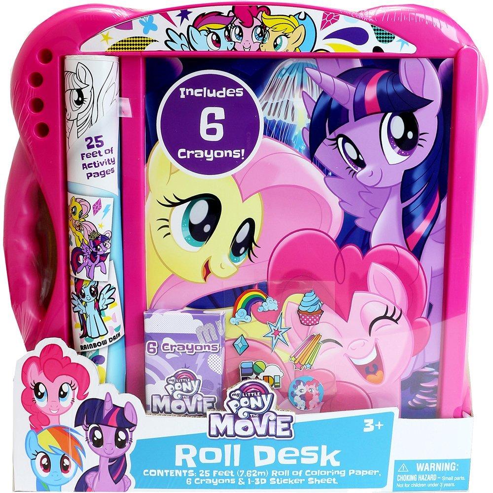 MLP: TM Roll Desk Set 1