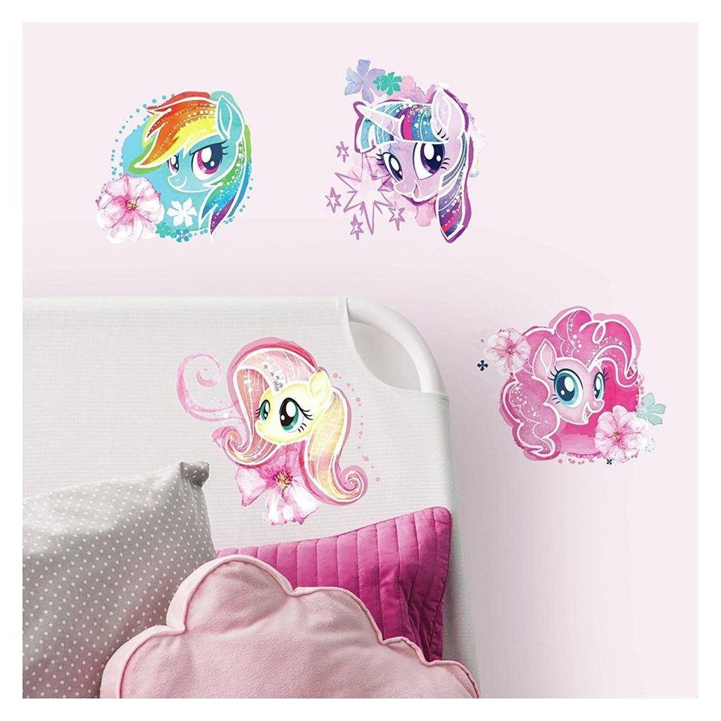 MLP: TM Peel and Still Wall Decals Set