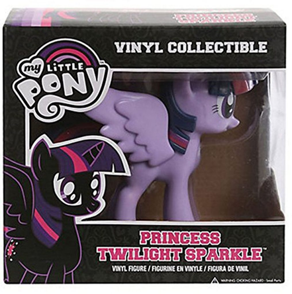 MLP: TM FP Twilight Sparkle Vinyl Figure